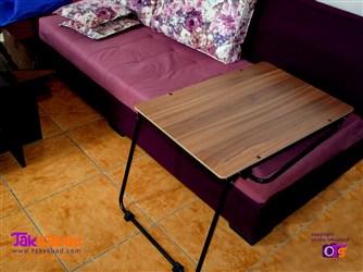 میز تاشو مبلی