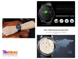 ساعت مچی هوشمند دارای GPS