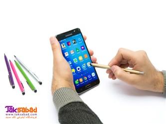 قلم لمسی 2 در 1 استایلوس