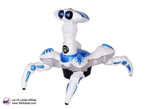 ربات کنترلی مونستر