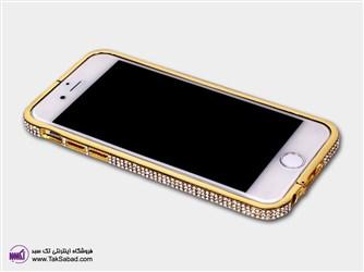 قاب موبایل آیفون 6 مدل metal bumper