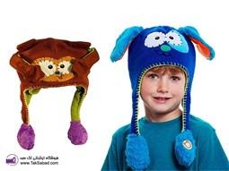 کلاه پمپی کودکان