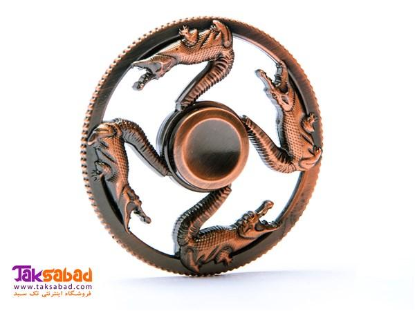 فیجت اسپینر لاکچری تمساح