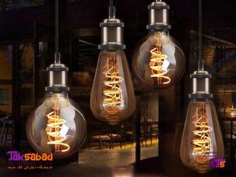 لامپ ادیسونی آفتابی