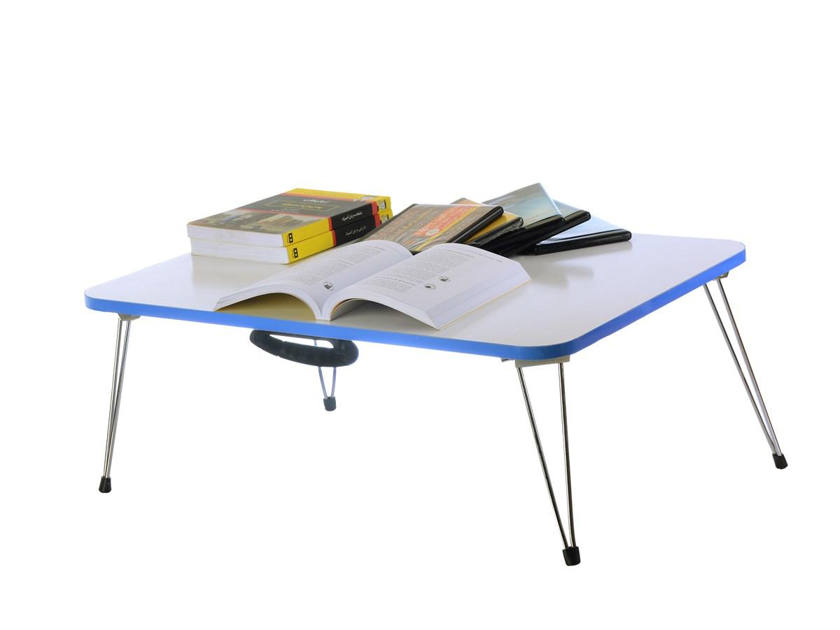 میز تحریر و لپ تاپ تاشو وایت بردی