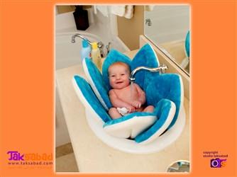 حمام ایمن نوزاد
