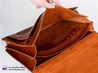 کیف چرم دیپلمات