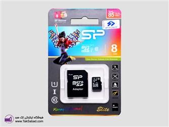 کارت حافظه sp microsdhc