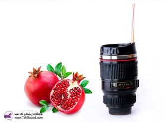 لیوان لنز عکاسی