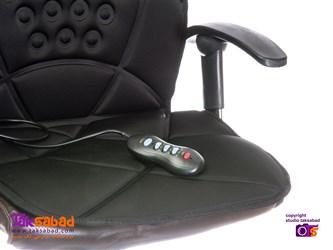 صندلی حرارتی ماساژ