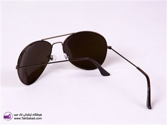 عینک آفتابی ریبن شیشه آتشی