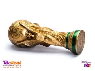 مجسمه کاپ جام جهانی