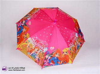 چتر بچه گانه طرح وینکس