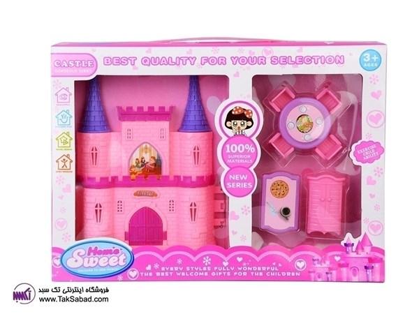 اسباب بازی طراحی قلعه