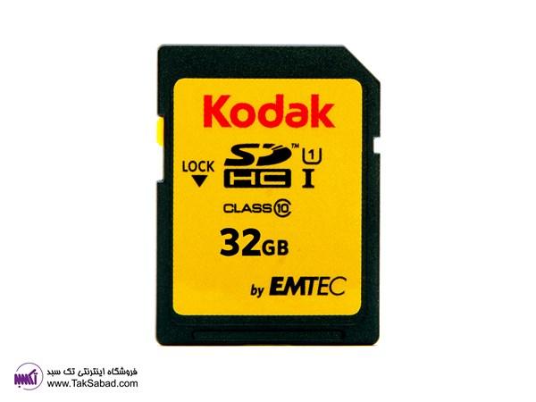 کارت  حافظه کداک
