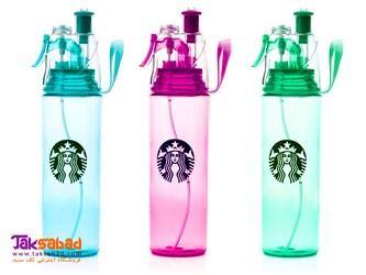 بطری آب استارباکس