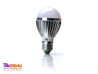 لامپ رنگی ریموت دار رقص نور