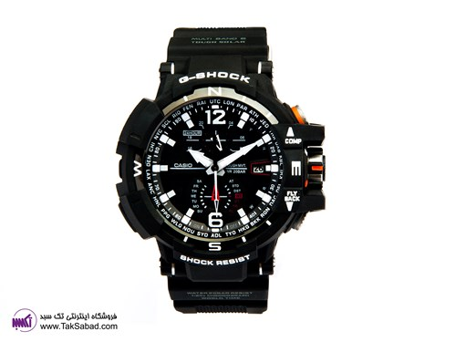 G-SHOCK BLACK GW-A1100 WATCH