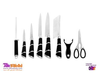 ست چاقوی آشپز خانه خوب