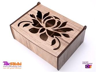 باکس تی بگ چوبی