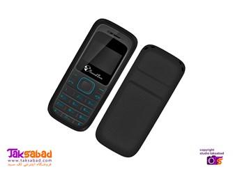 گوشی موبایل دو سیم کارت جی ال ایکس مدل 1280