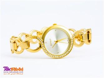 ساعت مچی فلزی زنانه