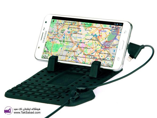 نگهدارنده موبایل خودرو