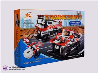 ماشین اسباب بازی لگو ENGINEERING