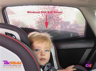 توری شیشه ماشین