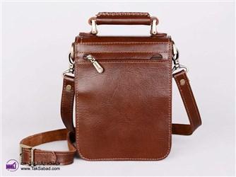 کیف چرمی قهوه ای