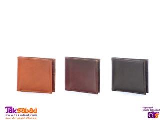 کیف جیبی چرم طبیعی