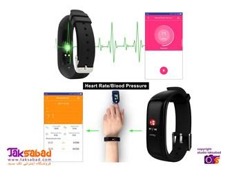 دستبند هوشمند ورزشی p1