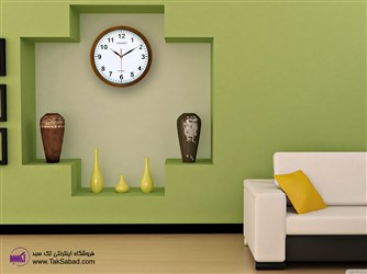 ساعت دیواری کلاسیک