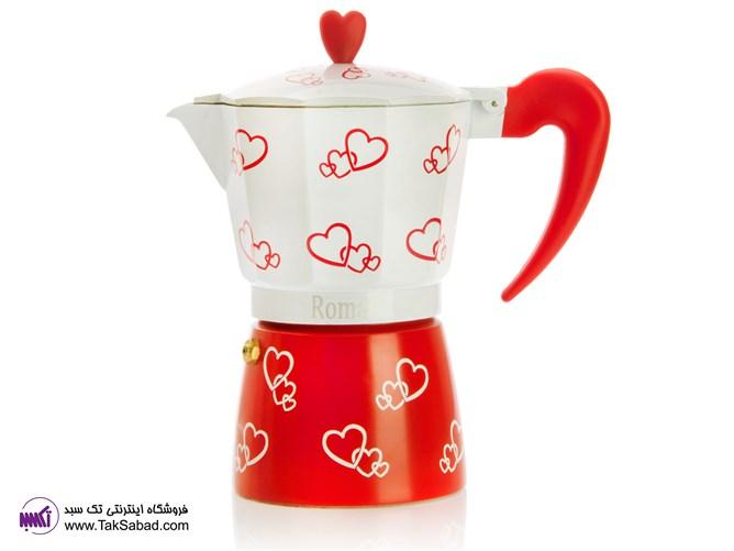 قوری قهوه روماکس