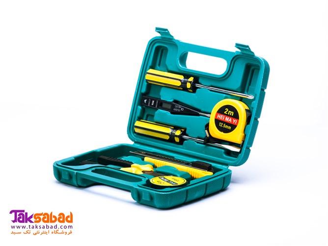 جعبه ابزار 8 تکه