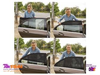 آفتابگیر شیشه عقب خودرو