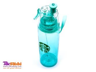 بطری آب ورزشی اسپری دار