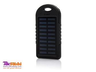 پاور بانک خورشیدی es500 solar charger