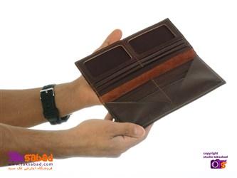 کیف پول مردانه چرم