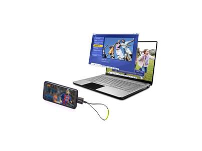 گیرنده دیجیتال موبایل و کامپیوتر