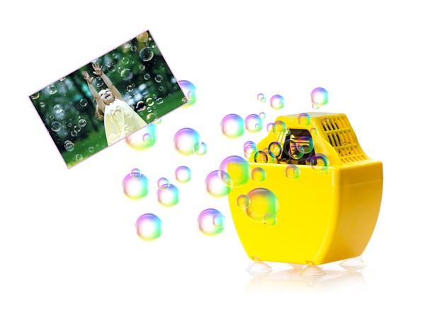 دستگاه حباب ساز برقی