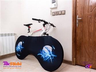 کاور سفری دوچرخه
