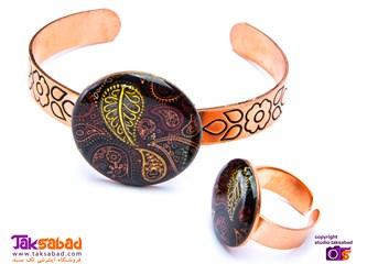 قیمت دستبند مسی