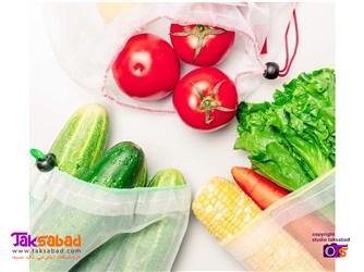 کیسه نگهداری سبزیجات