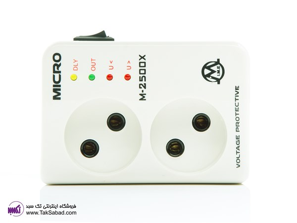 M-2500-XD MICRO POWER PROTECTION