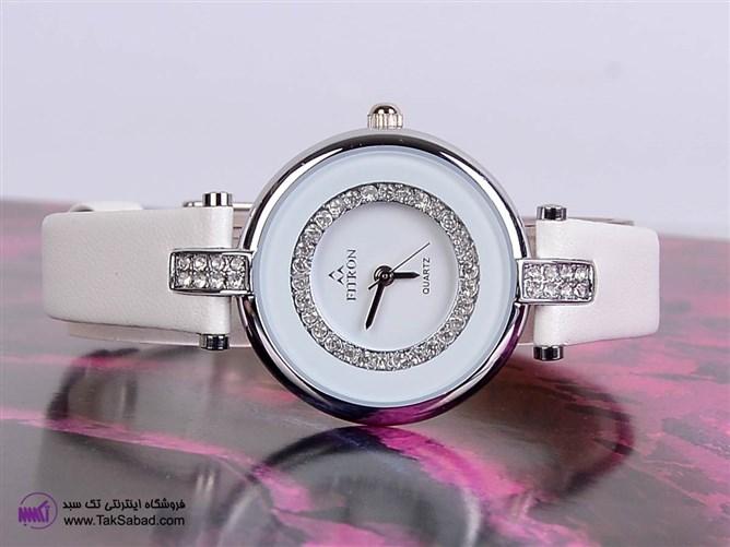 ساعت مچی فیترون سفید