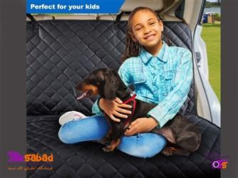 کاور صندلی ماشین برای سگ