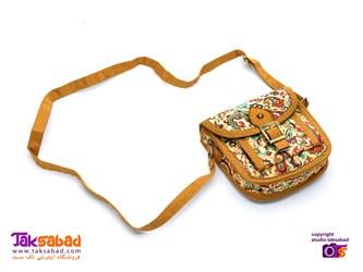 کیف سنتی دخترانه مدل ترمه