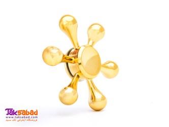 فیجت اسپینر فلزی مولکولی