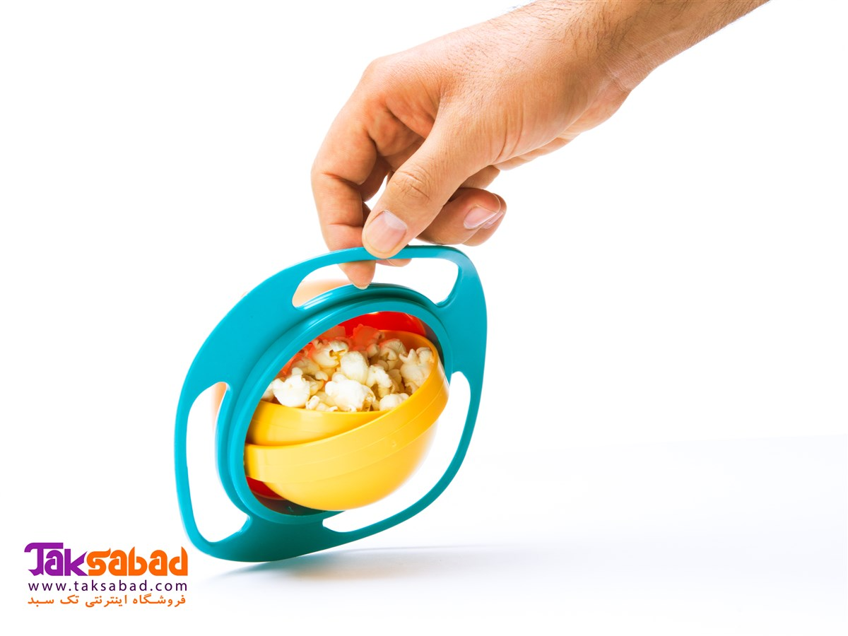 ظرف غذای کودک جایروبال